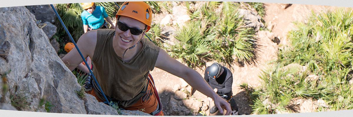 Permalink auf:Klettern lernen